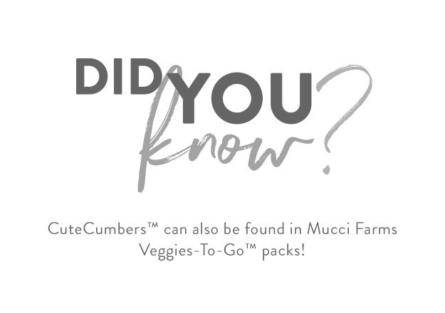 cutecumber gallery did you know 01
