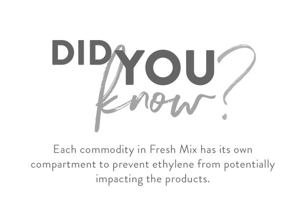 fresh mix did you know 01