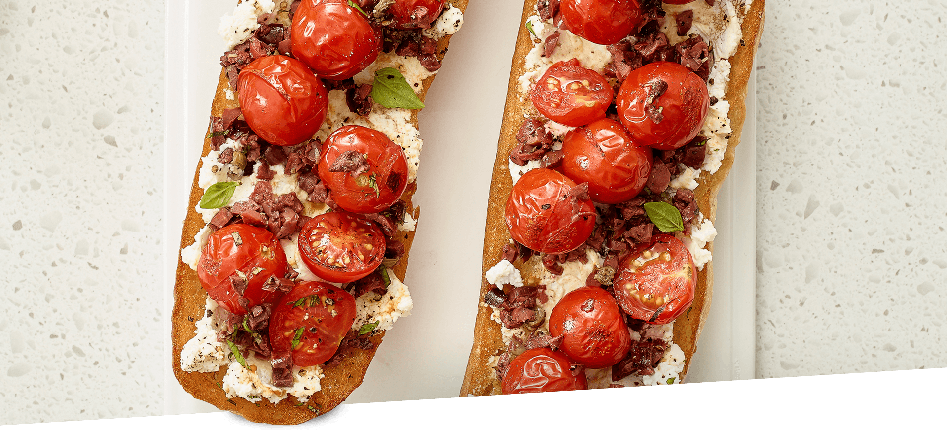 Cherry Tomato Bruschetta header BG