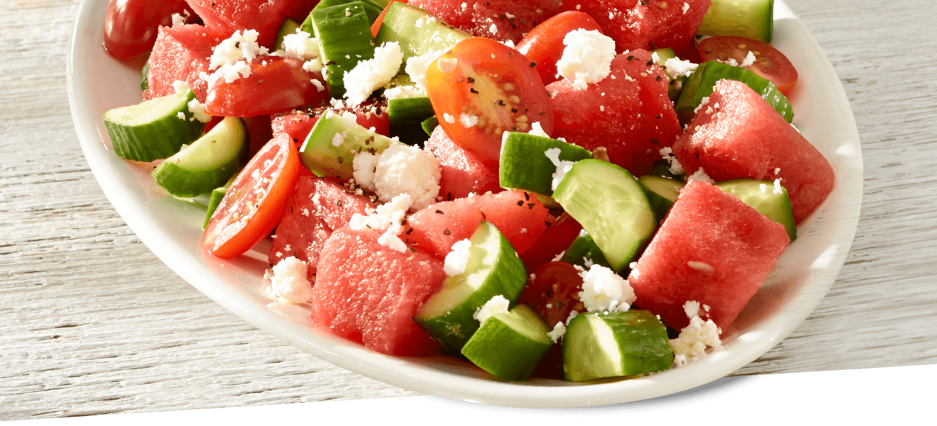 Fresh Summer Blend Salad header BG