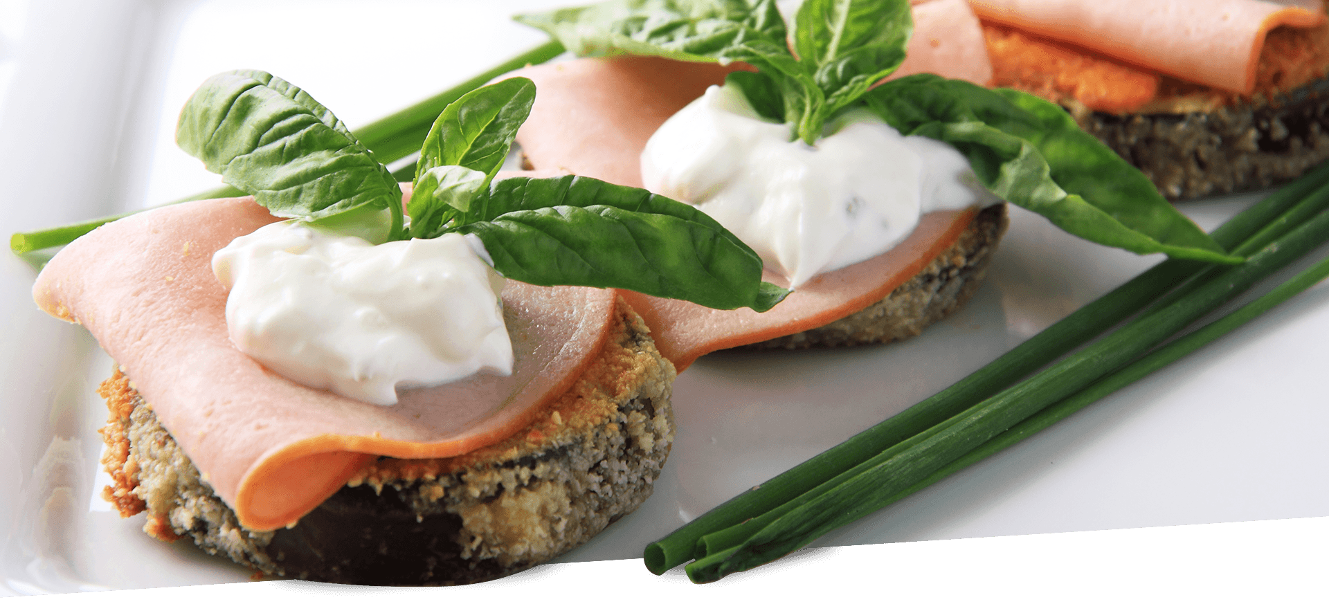 Almond Crusted Eggplant header BG