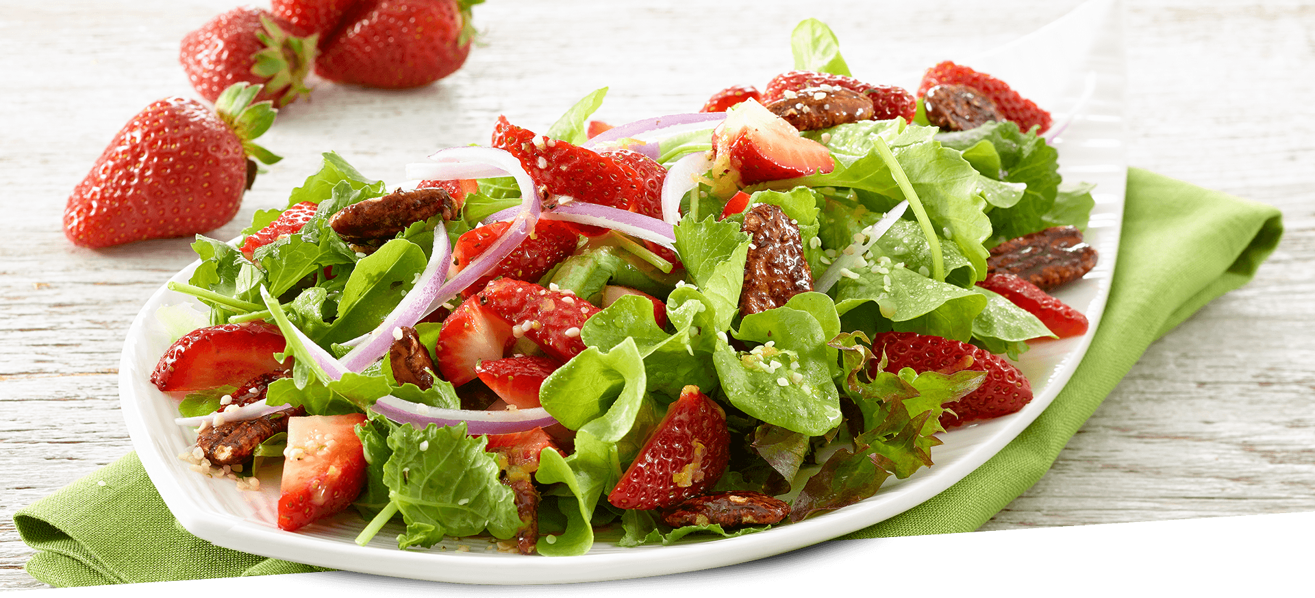 Strawberry Hemp Salad header BG