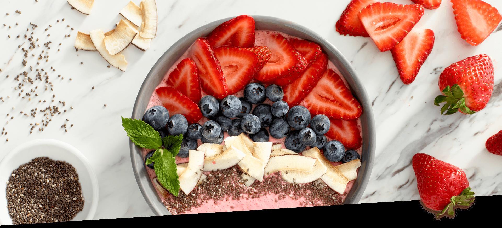 strawberry smoothie bowl new header 2