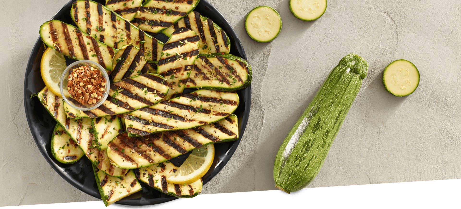 zukies grilled mini zucchini recipe header img