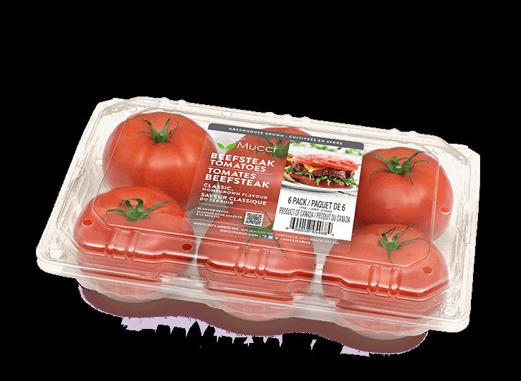 beefsteak 6ct clam new