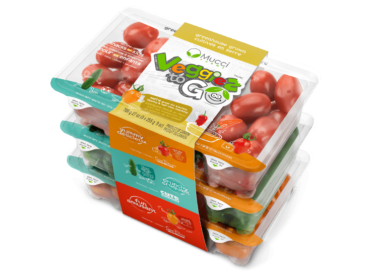 veggies to go club pack