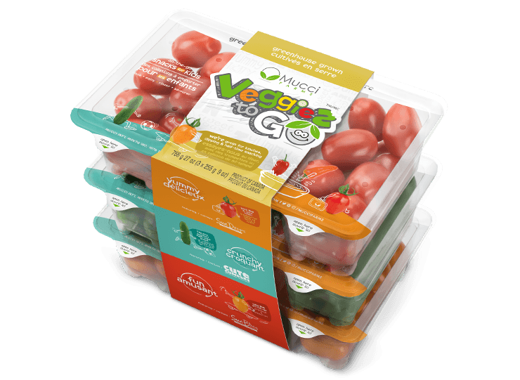 veggies to go club pack new