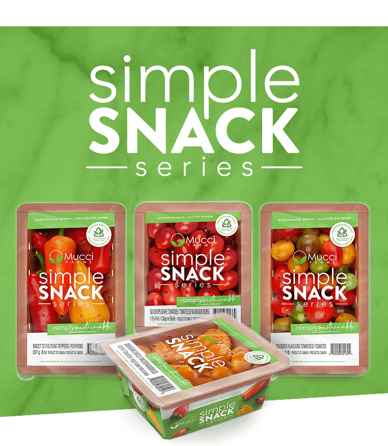 simple snack series