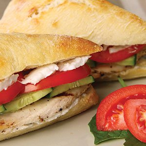 greek chicken sandwich index image