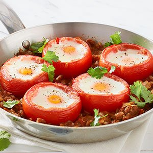 huevos tomatoes index image