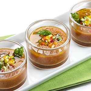 gazpacho soup index image