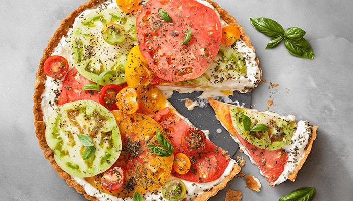 Heirloom Tomato Salad slider image