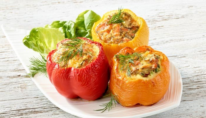 pepper frittata display image