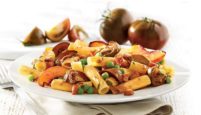 havest pasta display image